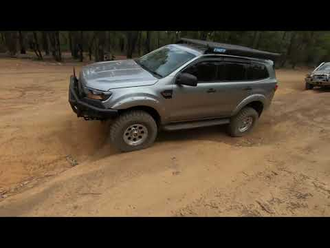 Ford Everest Off Road - Powerlines Dec 2019