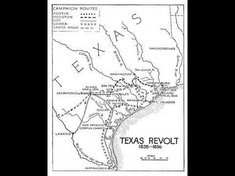 Texas Revolution | Wikipedia audio article - YouTube
