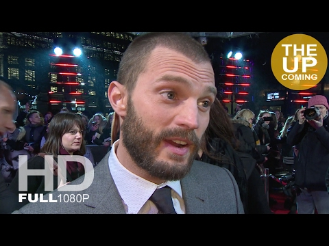 Jamie Dornan interview on Fifty Shades Darker: It's sexier and we give the fans more