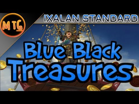Blue Black Revel in Riches in Ixalan Standard! Budget Deck Tech ($45)!