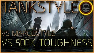 The Division - Manhunt vs MarcoStyle /w 500k Toughness