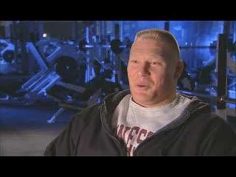 Brock Lesnar Speaks Out On Pro Wrestling
