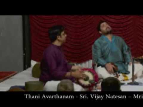 Thani Avarthanam - Adhi Thalam