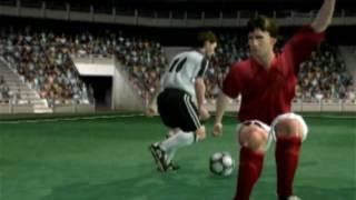 FIFA 2001 PSX Game Opening Movie