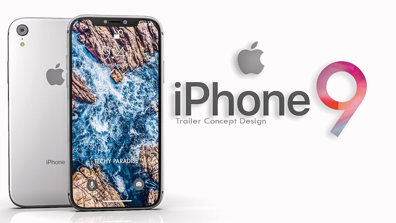 iPhone 9 2018 Trailer Concept Design Official introduction !