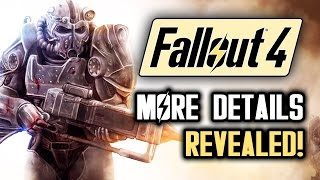 Fallout 4 News: MORE DETAILS! Radiation Weapons! Power Armor Perks! (Fallout 4 Gameplay)