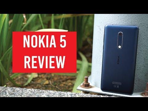 Nokia 5 Review: Beautiful Design, Reasonable Performance