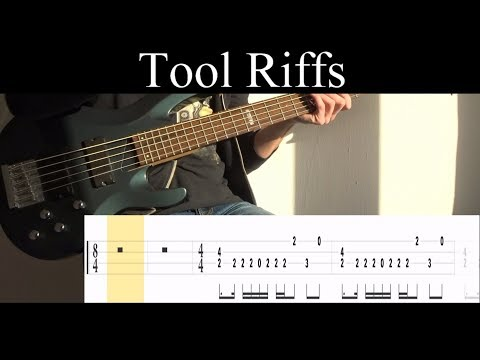 My 10 Favourite Tool Riffs