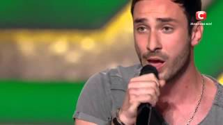 Гвелесиани Андреа  «You Raise Me Up» Josh Groban  Х фактор 6  Восьмой кастинг