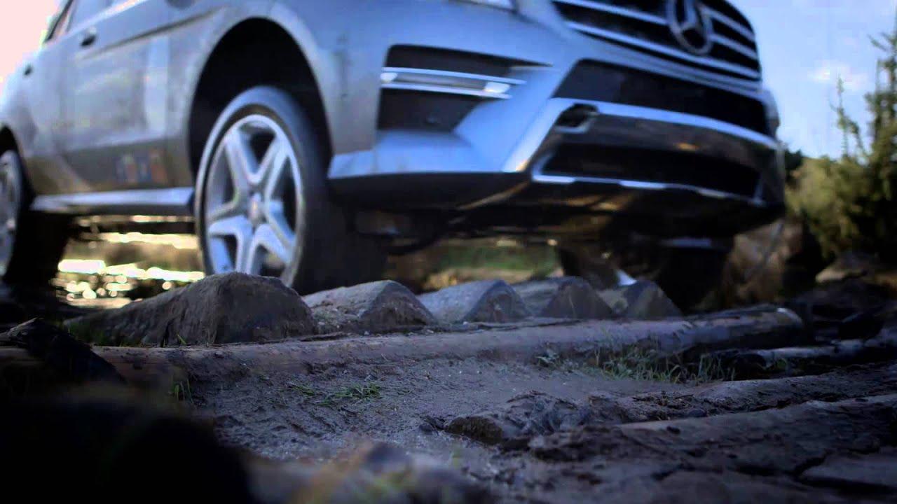 Mercedes benz world 4x4 driving experience youtube for Mercedes benz driving experience