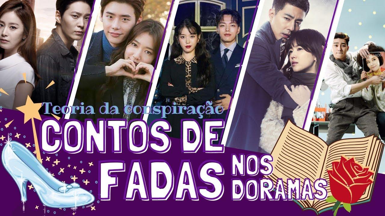 Download 5 DORAMAS BASEADOS EM CONTOS DE FADAS