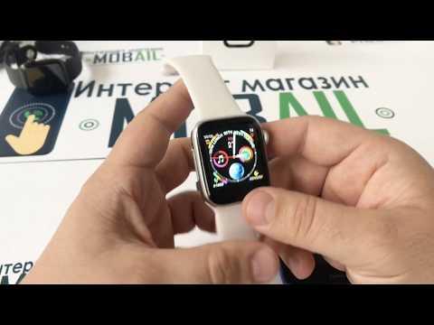 SmartWatch W34 - Копия Apple Watch так дешево? Китайцы превзошли себя
