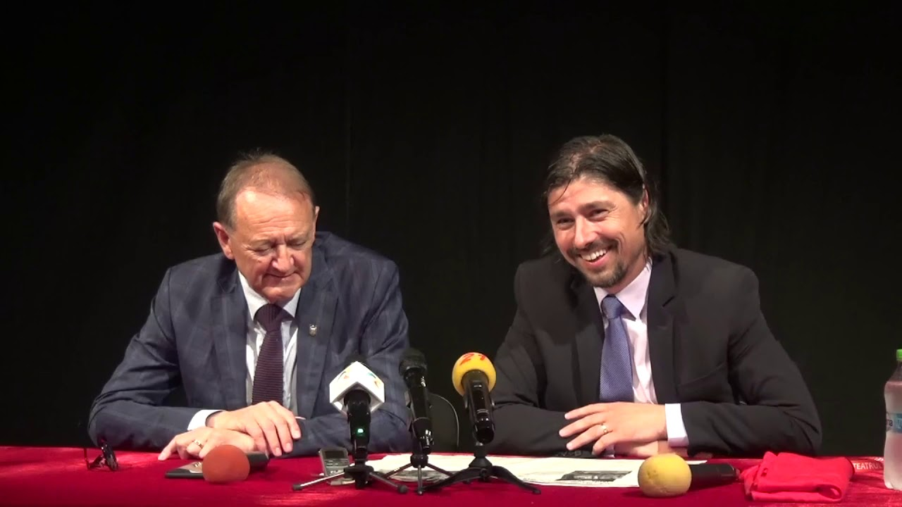 Start Festivalului Internațional de Teatru Turda (27.06.2019)