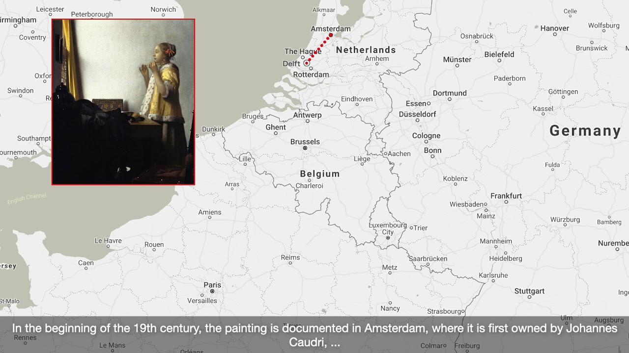 klassisk stil försäljning usa online Storbritannien The Painting's Provenance and Fate - Gemäldegalerie, Staatliche ...