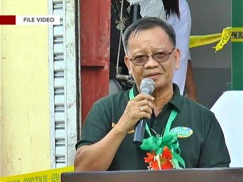 PDEA Chief Isidro Lapeña, planong italaga bilang bagong BOC commissioner