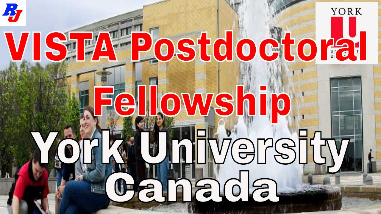 Postdoc Fellowship in Canada 2021 – VISTA Postdoctoral Fellowship