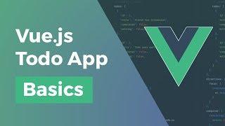 Vue.js كل التطبيق - أساسيات - الجزء 1