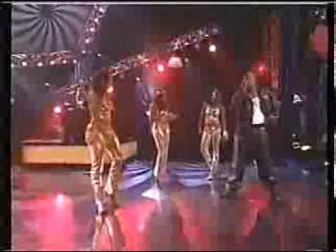 Mystikal Shake Ya Ass- live (explicit) on Chris Rock