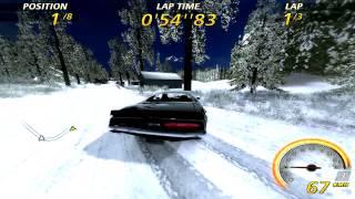 FlatOut 2 Reborn - Winter Forest tracks test