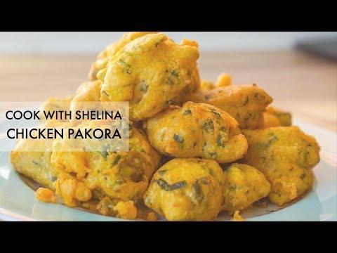 EASY SIMPLE  CHICKEN PAKORA RECIPE (GLUTEN/DAIRY FREE)