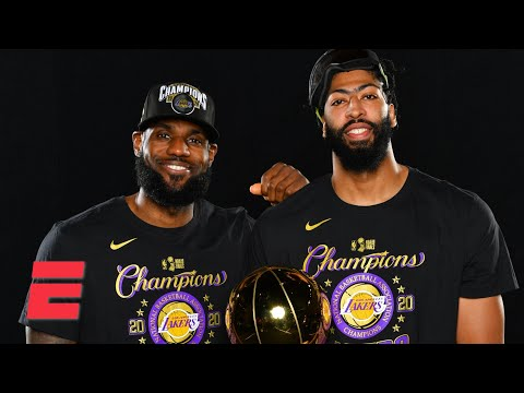 Derek Fisher On The Importance Of The Lakers' 2020 NBA Championship | KJZ
