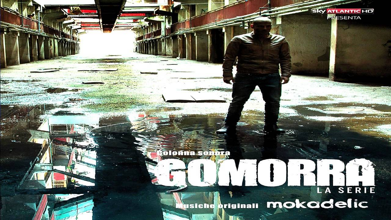 colonna sonora gomorra