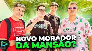 BLACKOUTZ VISITOU A MANSÃO LOUD FORTNITE!!