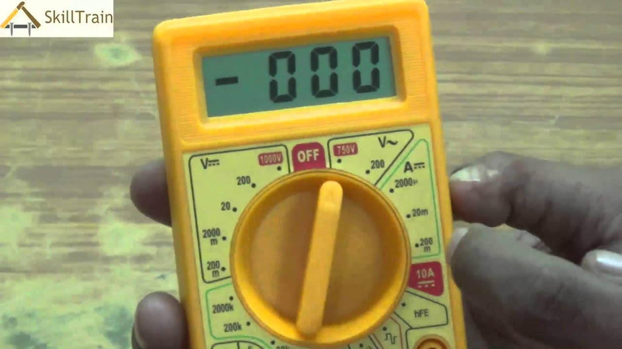 hight resolution of uses of multimeter in mobile repairing hindi