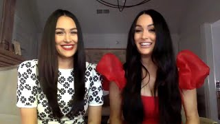 Nikki and Brie Bella on Pregnancy Weight Loss and Having More Babies (Exclusive)