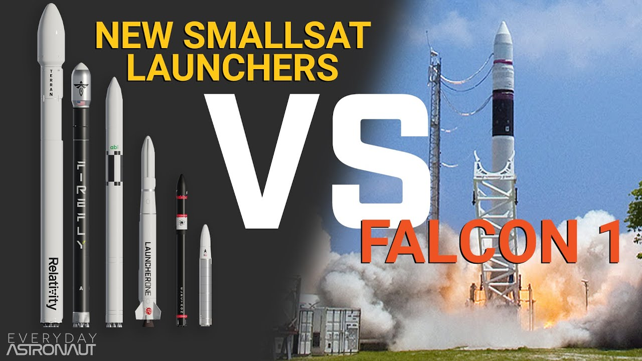 Who will be the KING of the Small Sat Launchers?!