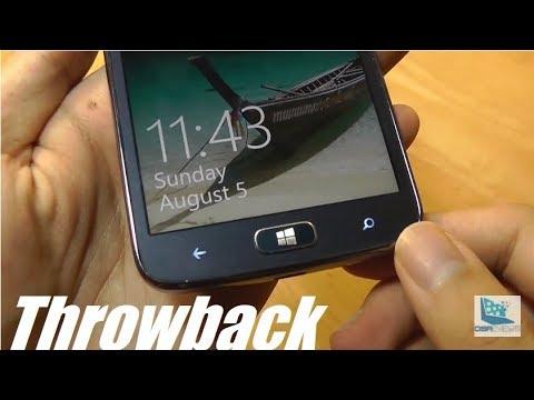 "Throwback: Samsung Ativ S (Neo) - ""Galaxy S3"" Windows Phone"