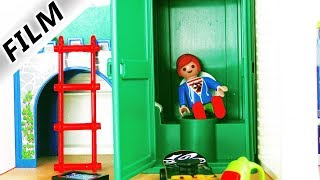 Playmobil Film Deutsch - JULIANS EIGENES KLO! BADEZIMMER GESPERRT! TYPISCH JULIAN - Familie Vogel
