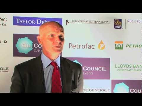 OIL COUNCIL: Iain Manson Interview, Oil Council World Assembly.