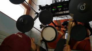Given up - Linkin Park Drum Cover By: Fiore Matteo