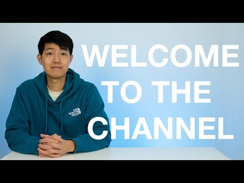 Welcome to the channel - Thank You |