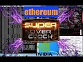 Nvidia GTX Ethereum Mining Increase 15% - 20% 5x 970 SSC, 1x 1070 SC