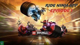 Ninjago: Ride Ninja App - Episode 1