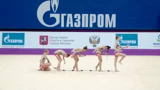 RGYMRUSSIA Israel junior group - Clubs AA