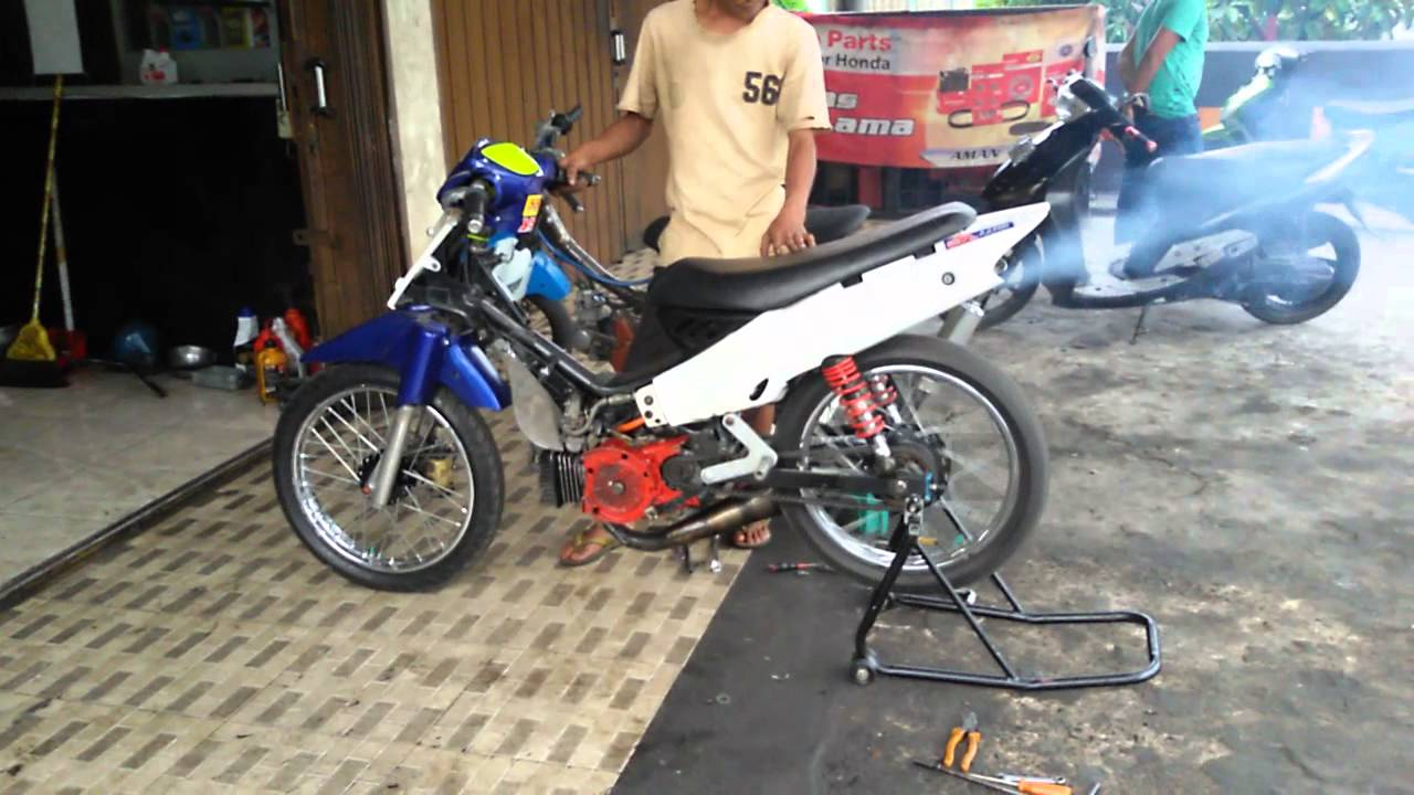 Top modifikasi f1zr road race