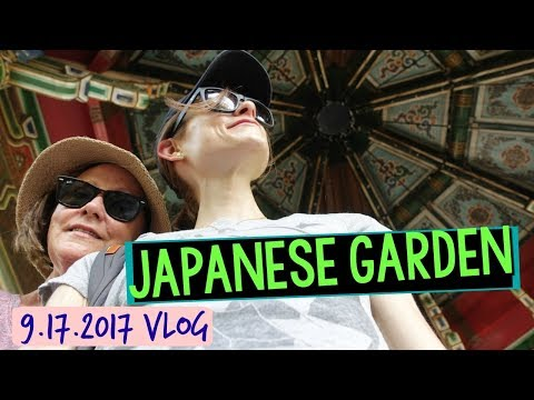 Vlog: COFFEE, INDIAN FOOD, JAPANESE GARDEN, VLOGIVERSARY!