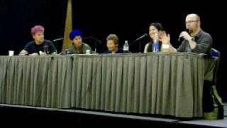 Anime Festival Orlando 2009 Voice Acting 101
