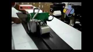 Сварка мембран сварочным автоматом Astro Leister(Сварочный автомат ASTRO - сварочный автомат горячего клина для сварки ПЭ- и ПП-геомембран толщиной до 3 мм при..., 2012-01-25T09:09:32.000Z)