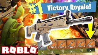 ONE GUN ONLY CHALLENGE | Roblox Island Royale Free Open Beta