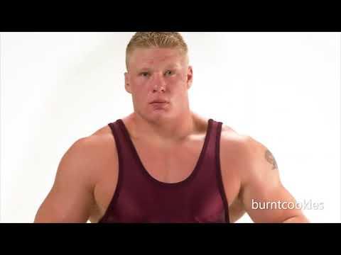 Brock Lesnar Discovery