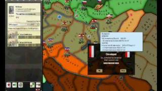 Hearts of Iron 2 Doomsday Armageddon pre ww2 events for Germany