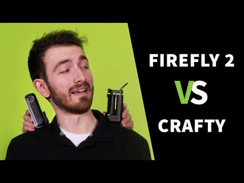 Crafty vs Firefly 2 Comparison Review – TVape