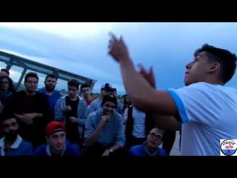 MEDINA vs TOLE [OCTAVOS Alzira] Clasificatoria TerretaRap