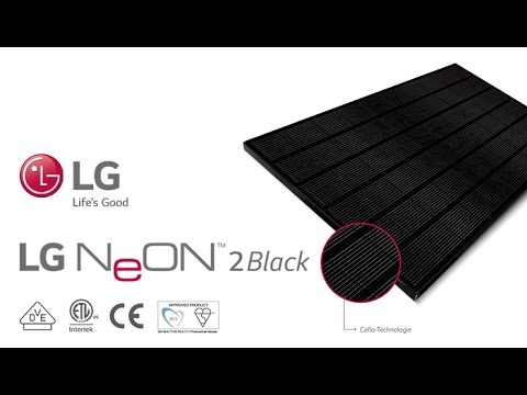 Lg Solar Panel Products Solarwise Wagga