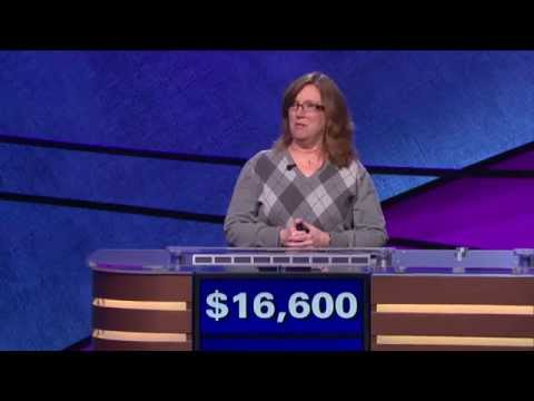 Jeopardy! Tournament of Champions: Sandie Baker
