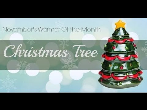 christmas tree Scentsy warmer - Candles4Moms.com